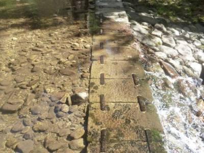 Azud y nacimiento Acueducto de Segovia; buitrago de lozoya eresmas cercedilla trekking caños de mec